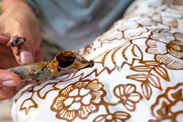 Ajak Mencintai Budaya Negeri Melalui Batik Modern Untuk Anak