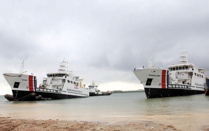 Struktur Organisasi Kapal dan Alat Keselamatan Awak Kapal