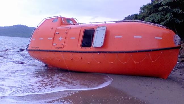 Jenis-jenis Sekoci Kapal Penyelamat Nyawa Manusia