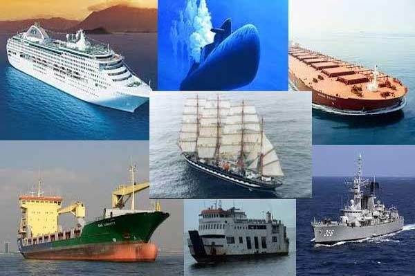 Jenis-jenis Kapal Laut di Indonesia