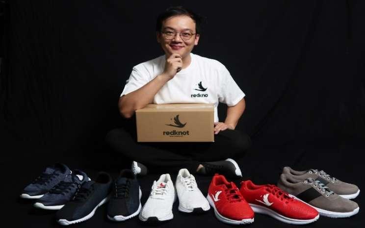 Jual Sepatu Online Berkualitas- Redknot