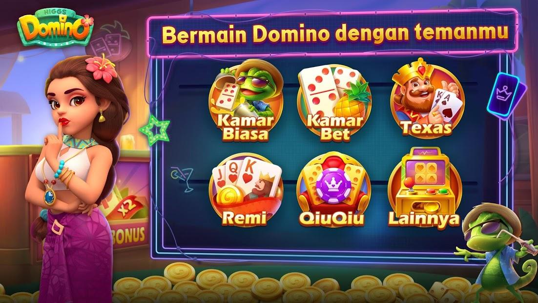 Cara Download Dan Memainkan Game Higgs Domino Island di PC