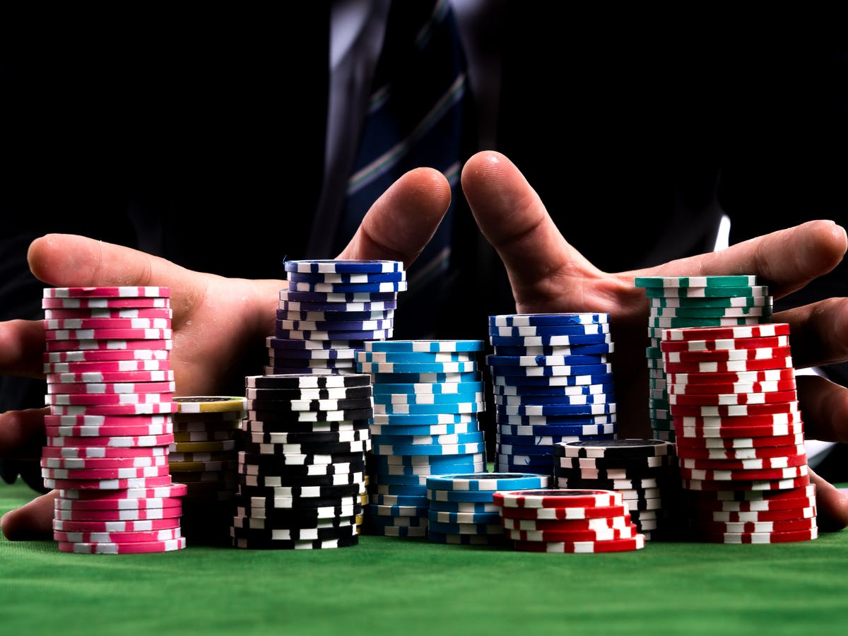 why is poker illegal