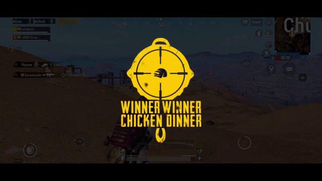 Strategi Chicken Dinner di PUBG