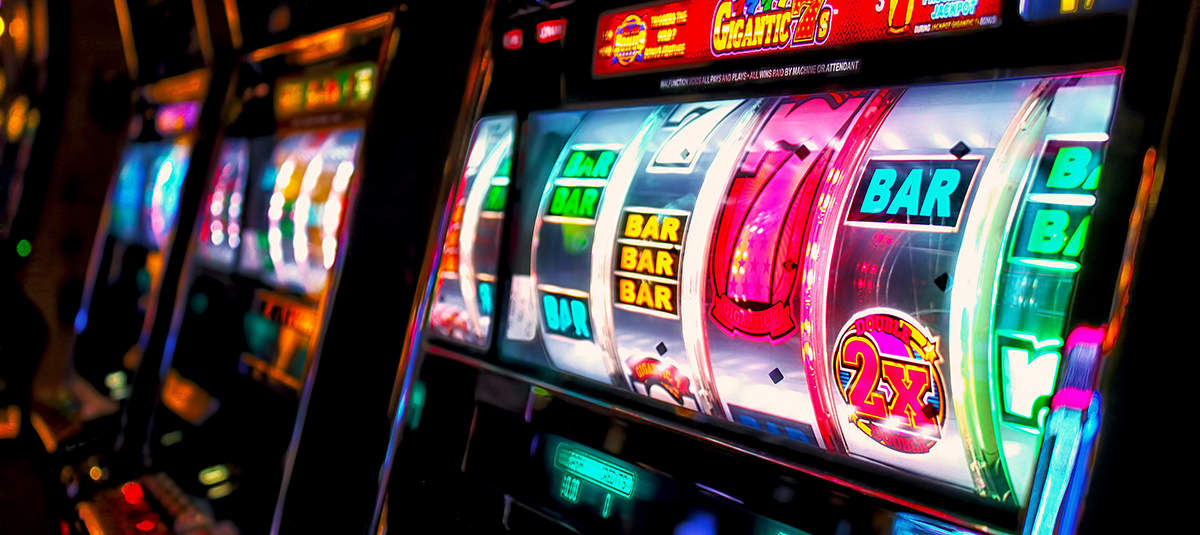 The Evolution of Slot Machines Over Time
